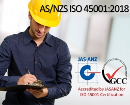 Let's welcome AS/NZS ISO 45001:2018!!!